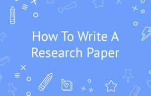 Basics of writing a research proposal abstract